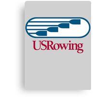 US Rowing Canvas Print