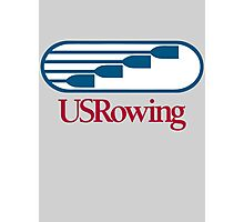 US Rowing Photographic Print