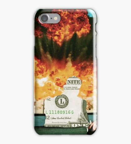 CASH KINGS. iPhone Case/Skin