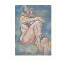 Midlife Woman Art Print