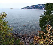 Old Woman Bay, Lake Superior Photographic Print