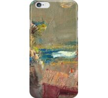 Road to the last ice floe iPhone Case/Skin