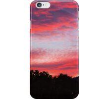 Dandenong sunrise series #2 iPhone Case/Skin