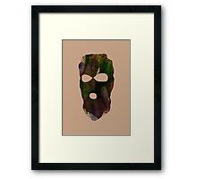 Criminal Concept | Nine Framed Print