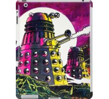 Doctor Who - Daleks in the Time War iPad Case/Skin