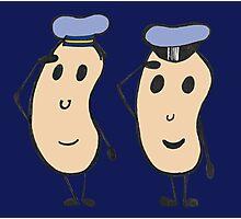 Navy Beans Photographic Print