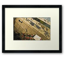 Mirror View Framed Print