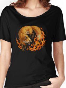 Vulpine Fire Women's Relaxed Fit T-Shirt