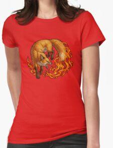 Vulpine Fire Womens T-Shirt