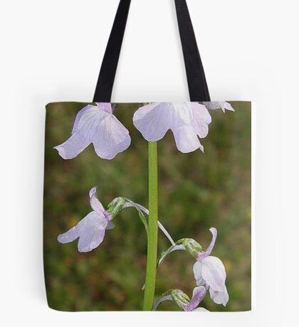 Toadflax - Linaria canadadensis Tote Bag