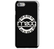 Vintage Moog Synthesizer iPhone Case/Skin