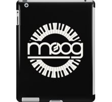 Vintage Moog Synthesizer iPad Case/Skin