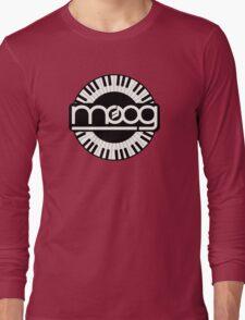 Vintage Moog Synthesizer Long Sleeve T-Shirt