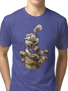 geodude Tri-blend T-Shirt