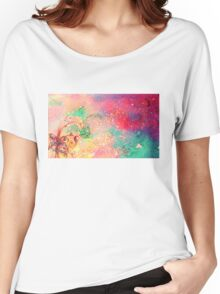 GARDEN OF THE LOST SHADOWS / MAGIC BUTTERFLY PLANT Women's Relaxed Fit T-Shirt