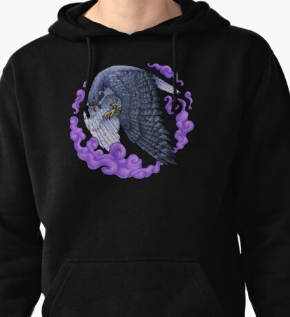 Cloud Falcon Pullover Hoodie