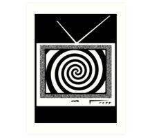 Be Hypnotised Art Print