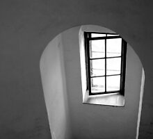 Open Window by Ritva Ikonen