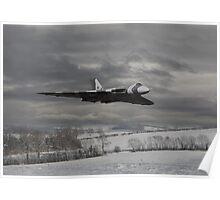 Avro Vulcan - Cold War Warrior Poster