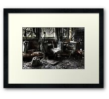 Beauty treatment Framed Print