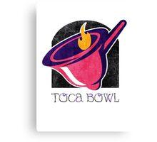 Toca Bowl Canvas Print
