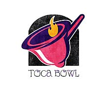 Toca Bowl Photographic Print