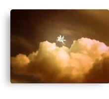 Pegasus ~ Dusk Canvas Print