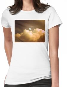 Pegasus ~ Dusk Womens Fitted T-Shirt