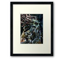 Lord of the Deep Framed Print