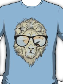Lion in Paradise T-Shirt