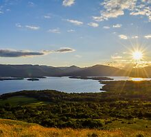 Loch Lomond Scotland by GaryEllisPhoto