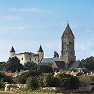 Castle (Château de Noirmoutier - Vendée, France) Bis by Mathieu Longvert