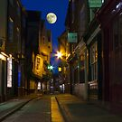 The Shambles at night, York, England by GrahamCSmith