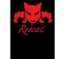 Red Cat The RC Car lifestyle  Photographic Print