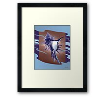 Beautiful Homes - The Spiny Murex Framed Print