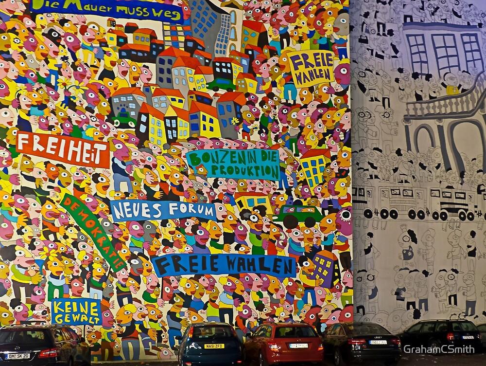 Leipzig wall art by GrahamCSmith