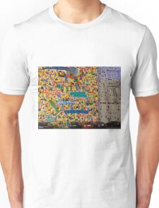 Leipzig wall art T-Shirt