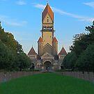 Disney castle or crematorium? by GrahamCSmith