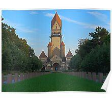 Disney castle or crematorium? Poster