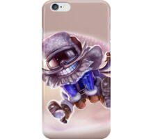 Olaf & Ziggs  iPhone Case/Skin