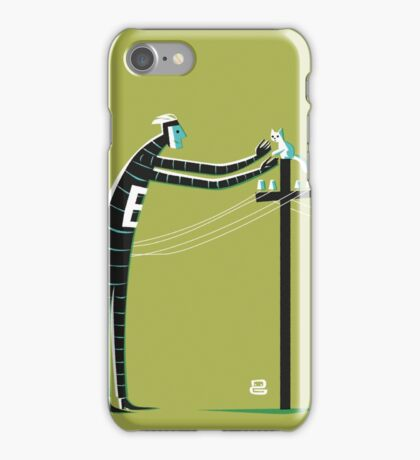 Super E (m) iPhone Case/Skin
