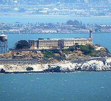 The Rock as seen from the Headlands... by Bob Moore