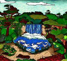 """""""Garden Life"""" by Bradley Shawn  Rabon"""