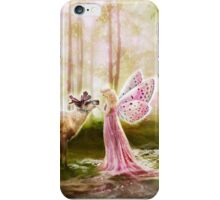 The Princess and the Reindeer iPhone Case/Skin