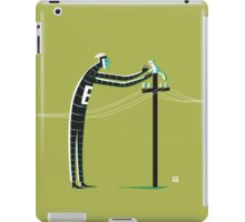 Super E (m) iPad Case/Skin