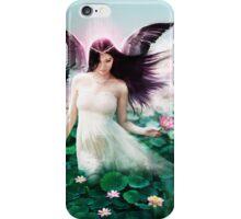 The Lotus Faerie iPhone Case/Skin