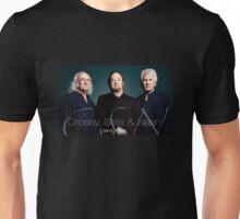Crosby,Stills,Nash Concert Tour 2015 Unisex T-Shirt