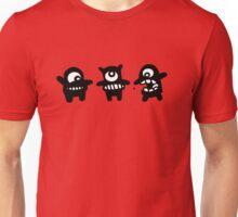 funny mignion monster cartoon minion Unisex T-Shirt