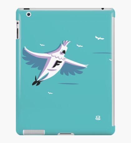 Super F (m) iPad Case/Skin