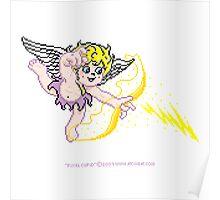 Pixel Cupid 4 Poster
